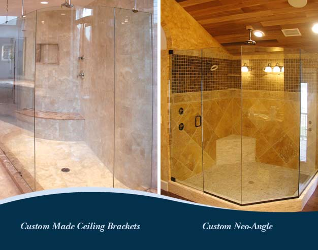 The Shower Door Source, Frameless Shower Enclosures